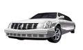 Luxurious limousine