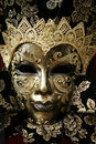 Luxurious mask Royalty Free Stock Photo