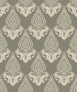 Luxurious seamless wallpaper vector and pattern Royalty Free Stock Images