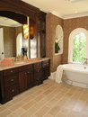 Luxury 5 - Bathroom 2 Stock Images