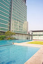 Luxury Apartment Condominium Property Royalty Free Stock Photos
