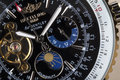 Luxury Breitling Chronograph - Time Royalty Free Stock Photo