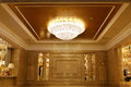 Luxury Crystal Chandelier Lighting Decorated In Hall