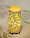 Luxury decorative candlestick