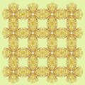 Luxury exotic VINT. Mandalas GOLD artwork original