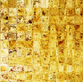 Luxury golden texture Royalty Free Stock Photography