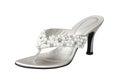 Luxury high heel shoe Royalty Free Stock Image