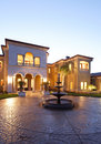 Luxury Home Royalty Free Stock Photos