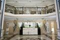 Luxury hotel interior Royalty Free Stock Photo