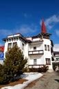 Luxusní hotel na Štrbském Plese, lyžařské středisko