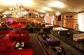 Luxury lounge bar Royalty Free Stock Photo