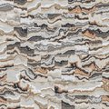 Luxury marbled agate tile flooring