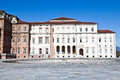 Luxury residence italy reggia di venaria reale royal palace Royalty Free Stock Images