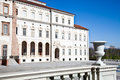 Luxury residence italy reggia di venaria reale royal palace Stock Photo