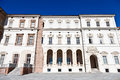 Luxury residence italy reggia di venaria reale royal palace Stock Photos