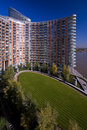 Luxury residential building Stock Photos
