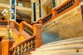 Luxury stairway Royalty Free Stock Photo