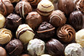 Luxury Truffles Stock Images