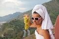 Luxury Vacation Royalty Free Stock Photo