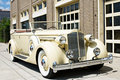 Luxury Vintage Car Royalty Free Stock Photo