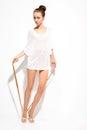 Lycra lingerie Royalty Free Stock Photo