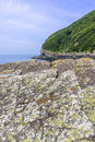 Lynmouth Royalty Free Stock Photo