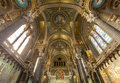 Lyon Notre-Dame de Fourviere Church Royalty Free Stock Photo