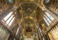 Lyon Notre-Dame de Fourviere Church Royalty Free Stock Photo