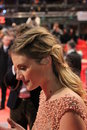 Mélanie laurent berlin germany february actress attends the premiere of aloft during the th berlinale berlin international film Stock Images