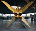 Míssil mais velho Ground-air Imagem de Stock