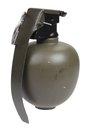 M67 Hand Grenade Royalty Free Stock Photo