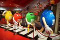 The M&M crossing Stock Image