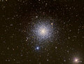 M3 Star Cluster Royalty Free Stock Photo