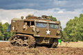 M4 personnel carrier Stock Photo