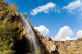 Ma'in Hot Spring Royalty Free Stock Images