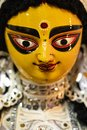 DURGA MAA Royalty Free Stock Photo