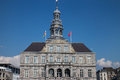 Maastricht City Hall Royalty Free Stock Photo