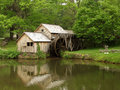 Mabry Mill, Blue Ridge Parkway Royalty Free Stock Photo