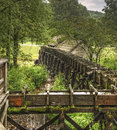 Mabry Mill, Blue Ridge Parkway, Virginia Royalty Free Stock Photo