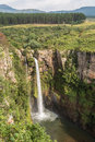 Mac mac falls in north eastern south africa in the province of mpumalanga former eastern transvaal you can find the near the town Stock Photos