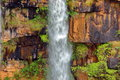 Mac Mac waterfall, South Africa Royalty Free Stock Photo