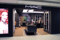 Mac shop in hong kong located metro city plaza professional makeup artist quality cosmetics offering more than shades for eyes Royalty Free Stock Photo