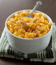 Macaroni and cheese dish Royalty Free Stock Photo