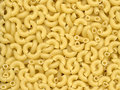 Macaroni close-up Stock Photos