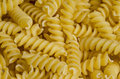 Macaroni pasta raw food Royalty Free Stock Photo