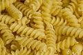 Macaroni pasta raw food Royalty Free Stock Photo