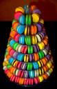 Picture : Macarons at  leaves