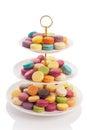 Photo : Macarons phone  colorful