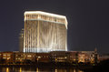 Macau venetian hotel and casino in Stock Image