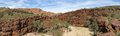 Macdonnell ranges national park nothern territory australia beautiful Stock Photography